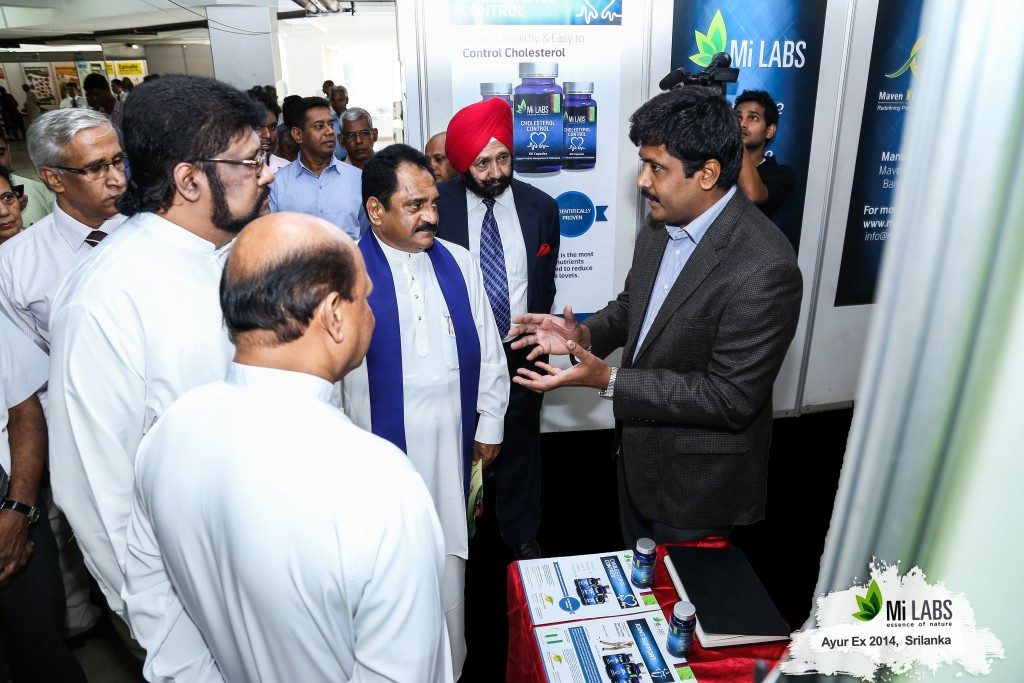 srilanka supplement products expo