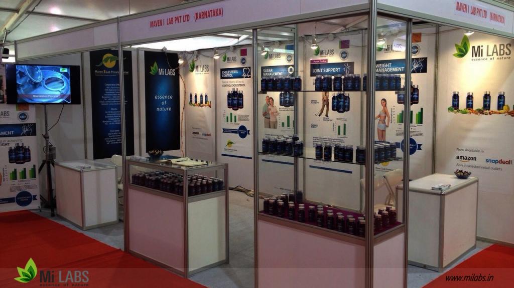 ayurveda products aarogya show india