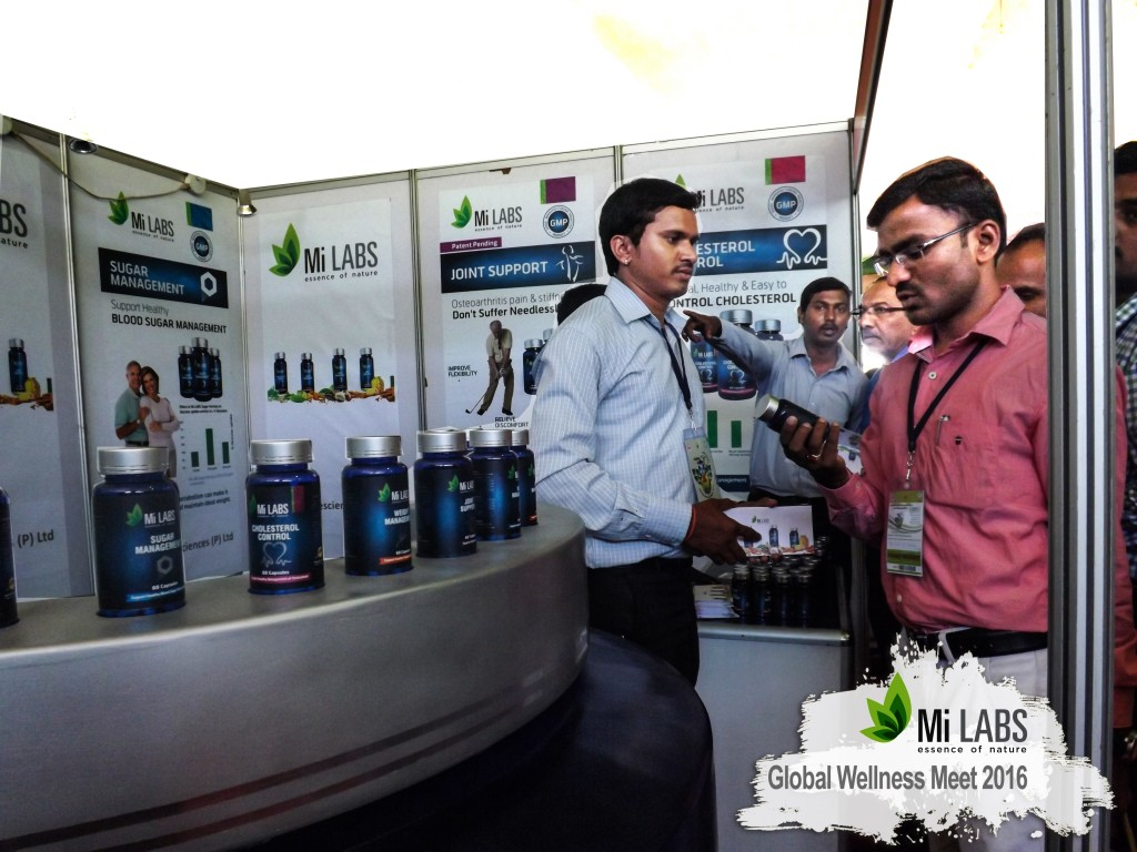 milabs ayurveda products