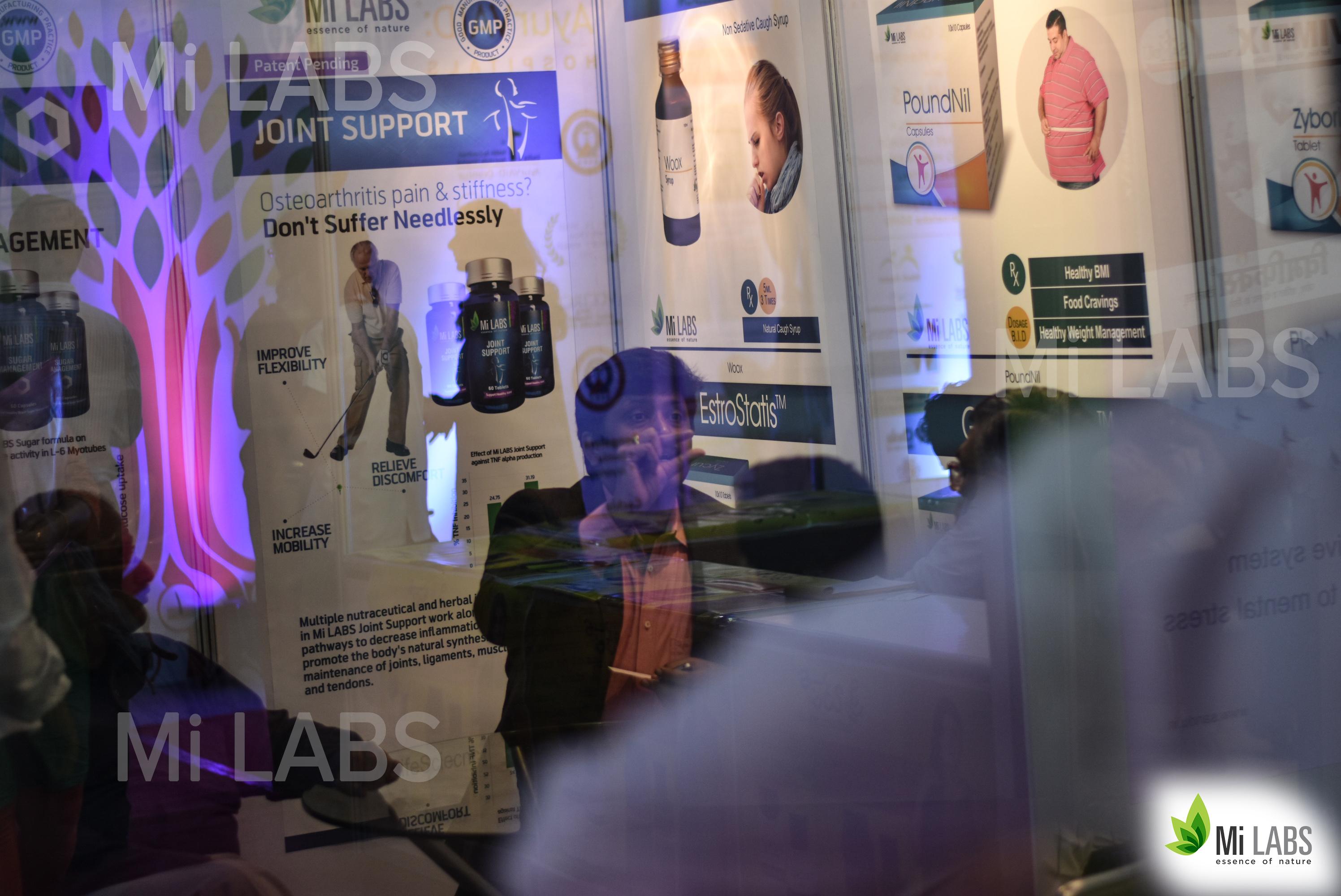 docters prescribing milabs product