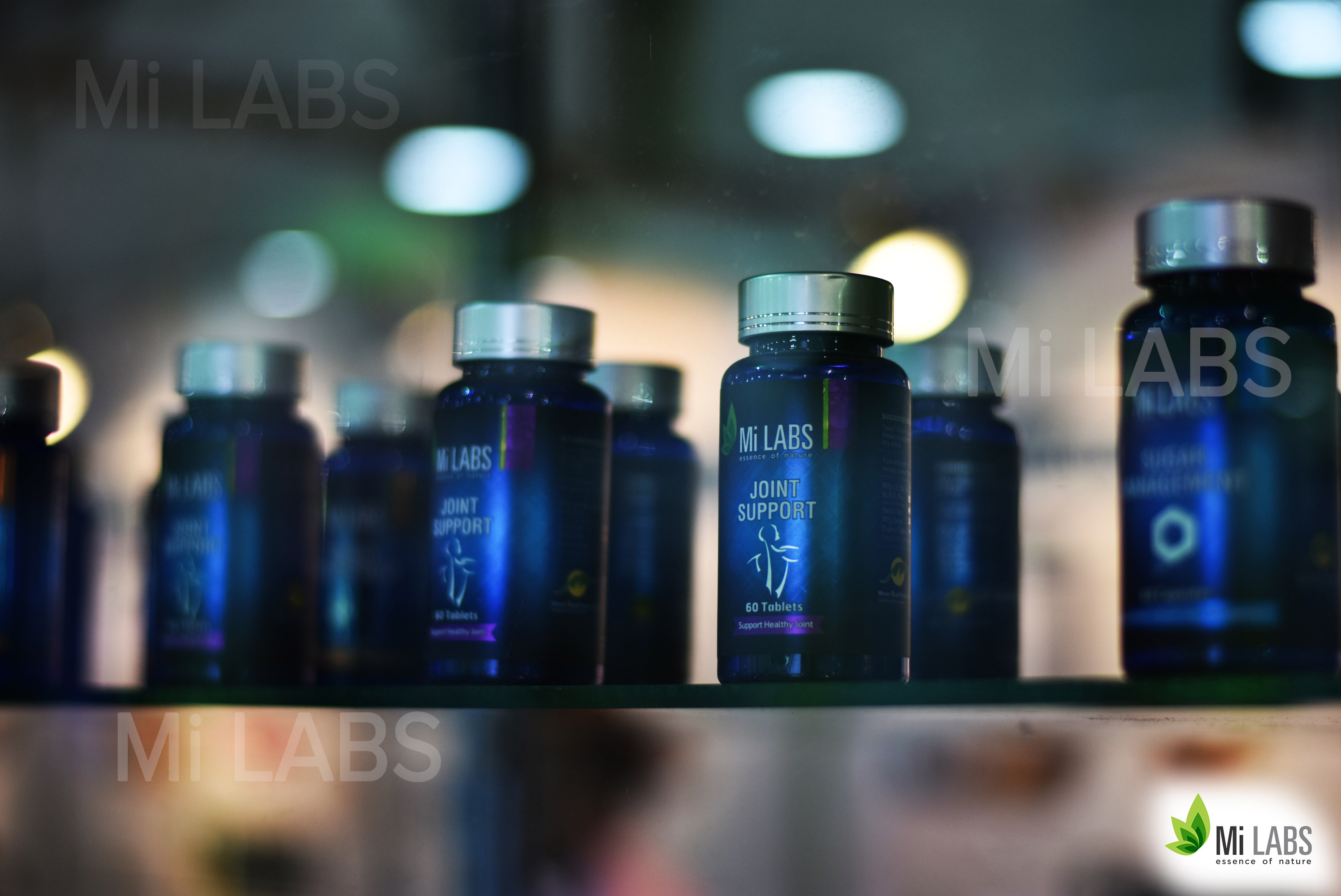 milabs scientifically researched herbal products